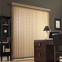 Shut Vertical Blinds
